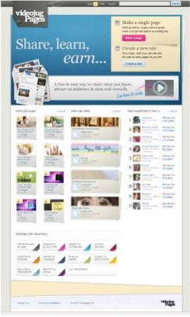 Videojug Revenue Sharing